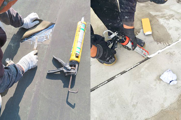 部分補修で傷んだ箇所だけを修繕