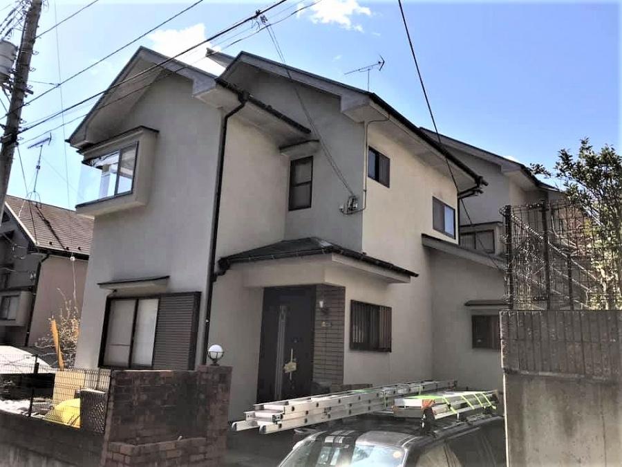 埼玉県川越市で屋根塗装か屋根カバー工事検討のお客様から現調査依頼