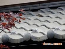 埼玉県川越市雪止め漆喰工事