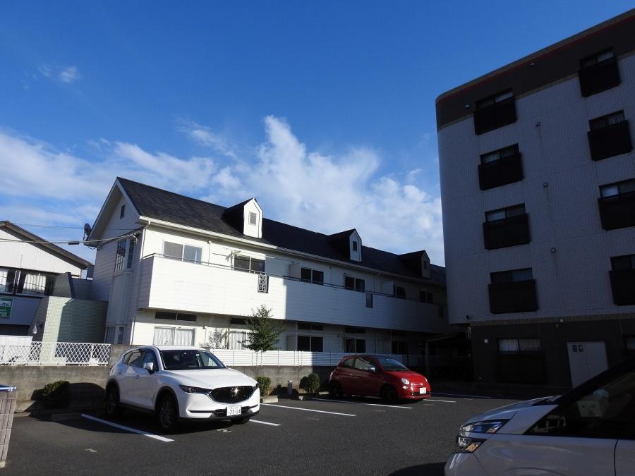 埼玉県所沢市アパートの屋根台風被害調査し火災保険提案し工事実施