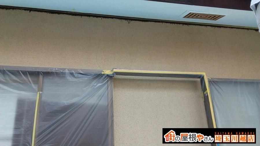 外壁工事の養生シートについて