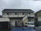 埼玉県川越市のアパートハト小屋雨漏り