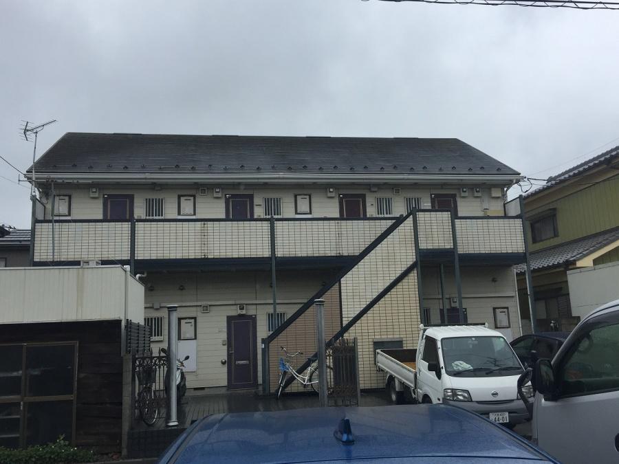 埼玉県川越市のアパート天井からの雨漏りはハト小屋が多いんです