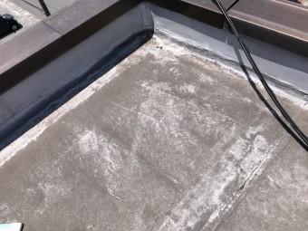 埼玉県所沢市の屋上防水点検