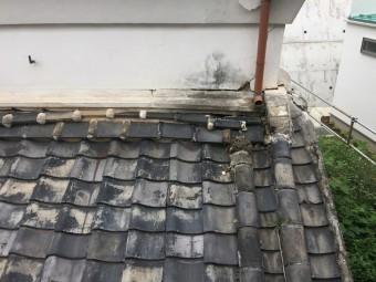 埼玉県川越市蔵の屋根葺き替え工事