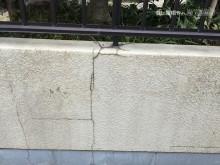 埼玉県東松山市擁壁塗装工事