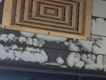 埼玉県川越市軒天井塗装剥れ原因