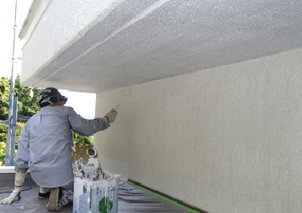 重ね塗りをし美観と寿命を延ばす外壁塗装